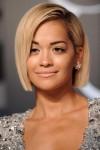 Here's Rita Ora rocking weekend and work friendly hair