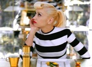 Gwen Stefani Bangs