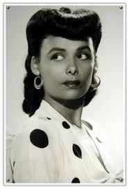 Lena Horne Cropped Bangs